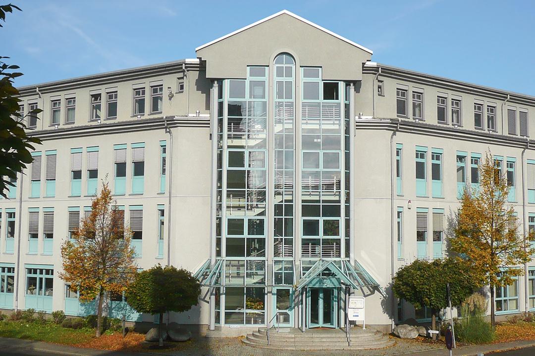 Company headquarters in Maintal