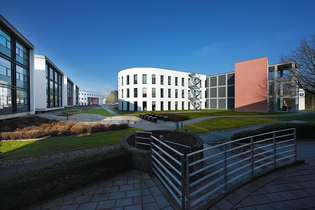Company headquarters in Montabaur