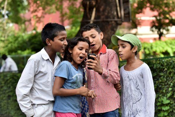 soziales engagement kinder